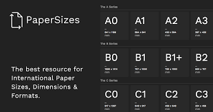 <b>6 Sheet</b> Paper Size Dimensions | Billboard Paper Sizes