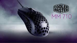 САМАЯ ЛЕГКАЯ <b>МЫШЬ</b> В МИРЕ! (Почти...) <b>Cooler Master</b> MM710 ...
