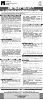 institute of business administration iba karachi jobs  get jobs in email