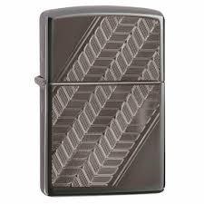 <b>Зажигалка</b> широкая Zippo <b>Classic Pattern</b> Black Ice 49166 | eBay
