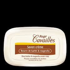 Shea butter & magnolia <b>cream</b> soap - Rogé Cavaillès International