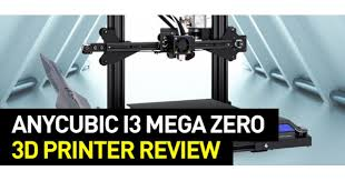 <b>Anycubic</b> i3 <b>Mega Zero</b> Review: Specs, Software, Cases | Top 3D ...