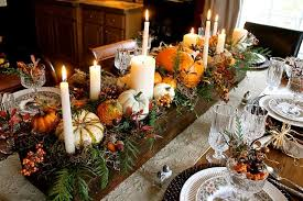 Image result for thanksgiving interior design ideas