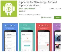 Фейковое приложение Samsung в Google Play загрузили ...