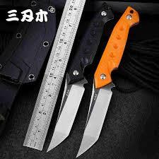 <b>Sanrenmu S761 нож</b> с фиксированным лезвием 8Cr13MoV ...
