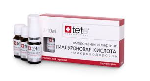TETE <b>Гиалуроновая кислота</b>+<b>Микроводоросль</b> сыворотка <b>30мл</b> ...