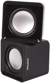 <b>Колонки Smartbuy Mini Black</b> (SBA-2800)