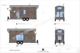 Free Tiny House Plans  The Bohemian Tiny House on Wheels