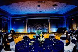 leu gardens wedding blue uplighting orlando wedding dj our dj rocks orlando blue wedding uplighting