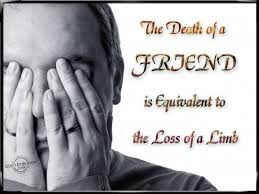 Inspirational Quotes Death Of A Friend. QuotesGram