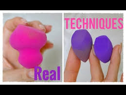 NEW Real Techniques <b>Miracle Sponges</b> | Demo & Review - YouTube