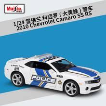 <b>Maisto</b> 1:24 Chevrolet Camaro Hornet Полицейская <b>машина</b> ...