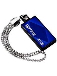 <b>Флеш Диск 32Gb</b> Touch 810 <b>SILICON POWER</b> 5799536 в ...