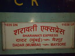 Sharavati Express