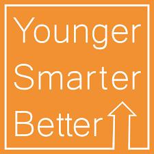 Younger Smarter Better