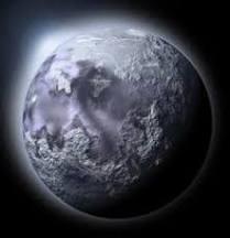 vida en planetas de hielo