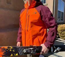 <b>The North Face</b> оранжевый обычного размера одежда для мужчин