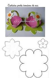 фоамиран: лучшие изображения (42) | Цветы, Бумажные цветы ...