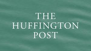 Image result for huffington post logo