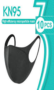 <b>10 Pcs KN95</b> FFP2 <b>Masks High</b> Filter Efficiency in 2020 | Newchic ...