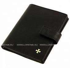 <b>Обложка для автодокументов</b> и паспорта кожаная <b>Vasheron</b> 9173 ...
