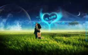 Image result for valentine 3d romantic wallpaper