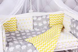 <b>Борт в кроватку AmaroBaby</b> Совята 12 предметов - купить в Москве