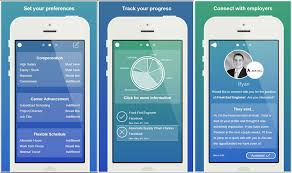 the mobile job search how companies and job seekers can adapt how savvy app works