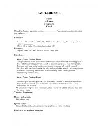 resume examples first resumes writing your first resume how to resume examples first resume first resume resume for job seeker no