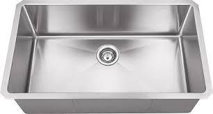 undermount kitchen sink stainless steel:  inch undermount single bowl  gauge stainless steel kitchen sink zero radius