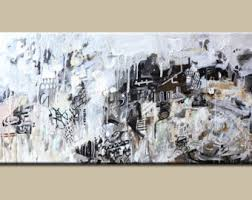 black and white painting abstract art painting painting on canvas abstract paintingoriginal paintingacrylic painting modern painting acryclic painting soft