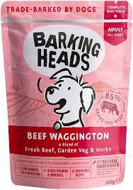 BARKING HEADS <b>BARKING HEADS Вуф строганов</b> для взрослых ...