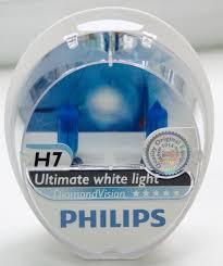 Обзор от покупателя на <b>Лампа</b> галогенная <b>PHILIPS</b> H7 <b>Diamond</b> ...