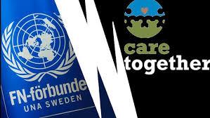 FN-förbundet avbryter samarbete med Care Together | SVT Nyheter