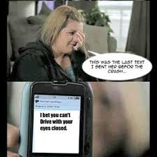 RMX] Last Text Before Crash by recyclebin - Meme Center via Relatably.com