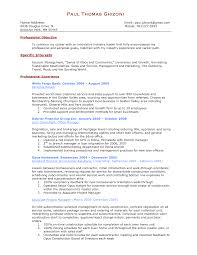 personal banker resume objective sample best template collection personal banker resume objective sample
