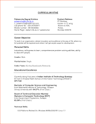 curriculum objective event planning template curriculum vitae career objective personal skills by vqh50073