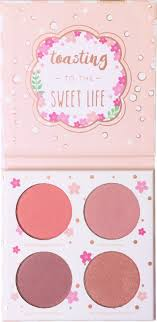 Beauty Bakerie Cotton Candy <b>Champagne</b> Blush Palette | Ulta Beauty