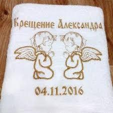 Комплект <b>полотенец Ангелочки</b>, цена 1330 руб, купить в Санкт ...