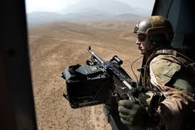 photos staff sgt matthew hanlon scans terrain for possible threats over logar province
