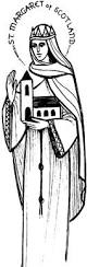 Image result for saint margaret of scotland