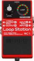 <b>Boss RC</b>-<b>1 Loop Station</b> купить Процессоры и <b>педали эффектов</b> в ...