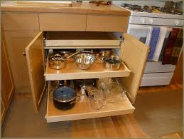 Kitchen Cabinet Slide Out Which Kitchen Cabinet Pull Outs