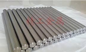 100mm Length <b>TA2</b> Industrial <b>Pure Titanium</b> Rod Polished Ti Alloy ...