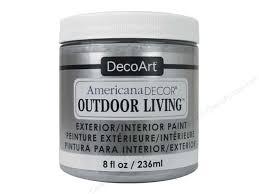 larger image outdoor living decoart americana decor outdoor living exterior interior paint  oz met