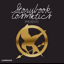 the hunger games hungergamesnet com storybook cosmetics hunger games makeup collection is coming