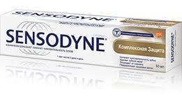 <b>Зубная паста Sensodyne</b> Комплексная Защита