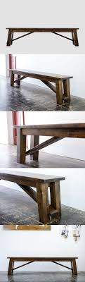 stools benches helpful designed with flanged out legs and softened corners our bench is easy