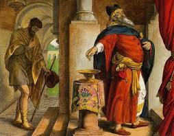 Resultado de imagem para fariseu e o publicano