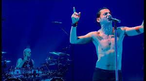 Depeche Mode <b>Walking In My Shoes</b> Paris 2001 - YouTube